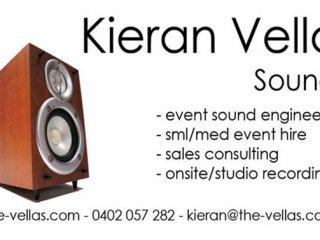 Kieran Vella Sound