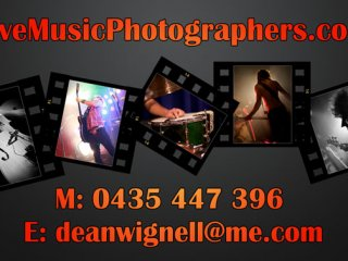 Live Music Photography 1