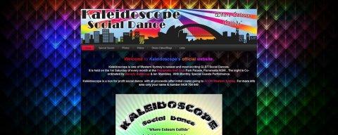 "<span style=""color: #0FC7FF;"">Kaleidoscope Social Dance</span>"