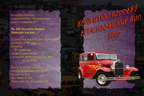 Hot Rod Run
